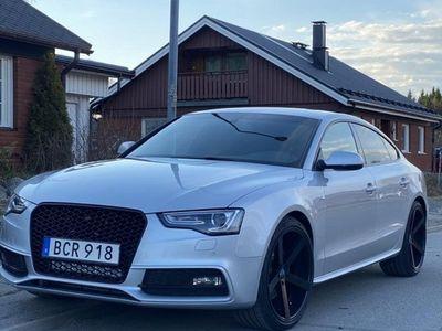 begagnad Audi A5 2.0 s-line