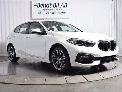 begagnad BMW 118 i Model Sport Privatleasing KAMPANJ