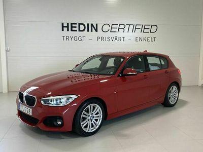 begagnad BMW 118 1 - serie i Full M - sport, Alcantara