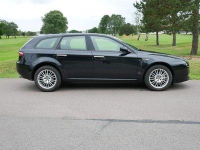begagnad Alfa Romeo 159 Sportswagon TBI Sport 200Hkr