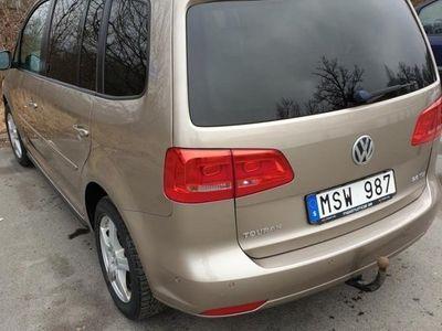 begagnad VW Touran 2.0