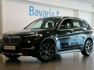 begagnad BMW X1 xDrive20i 20i xDrive Model xLine Nypris 485.700:-