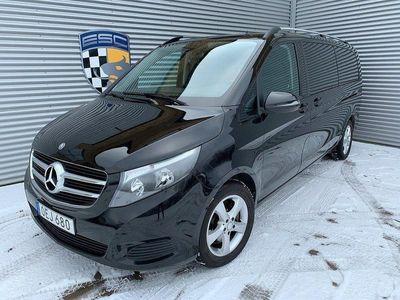 begagnad Mercedes V250 Lång 190hk 7G-Tronic Plus