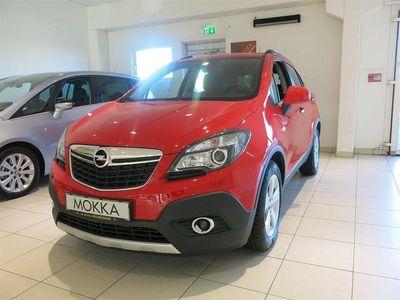 begagnad Opel Mokka 1,4T Premium 140HK