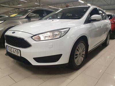 begagnad Ford Focus 1.6 TDCi Kombi (95hk)