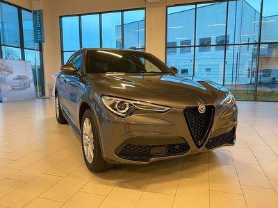 begagnad Alfa Romeo Stelvio SPRINT 2,0 GME 200 HK Automat