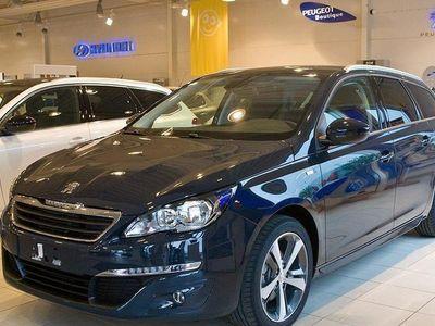 begagnad Peugeot 308 SW STYLE BlueHDi 120 Aut
