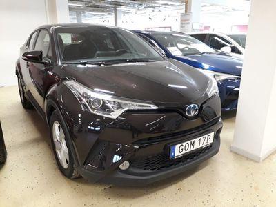 begagnad Toyota C-HR 1.8 VVT-i Hybrid Active