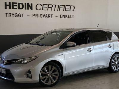 begagnad Toyota Auris 1.8 HSD 5dr (99hk)