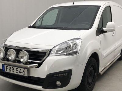 begagnad Peugeot Partner 1.6 HDI Skåp (75hk)