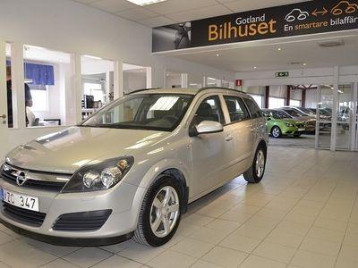 begagnad Opel Astra 1.6 Enjoy *Gotlandsbil* -06