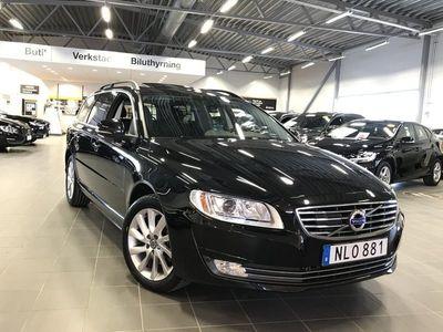 begagnad Volvo V70 D4 S S Momentum BE PRO II 2015, Kombi 179 900 kr