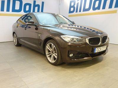 begagnad BMW 320 Gran Turismo d xDrive Steptronic Sport line Euro 6 200hk