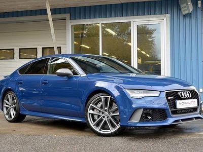 begagnad Audi RS7 Performance BOSE LED Kamera Keramiska 2016, Sportkupé 679 000 kr