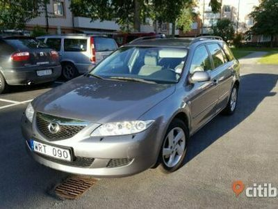 begagnad Mazda 6 2005