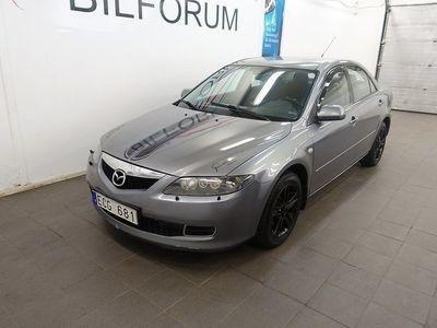 begagnad Mazda 6 Sedan 2.0 Automat Touring 147hk -07