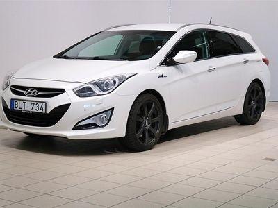 begagnad Hyundai i40 Kombi 1.7 CRDi Business Edt Drag Navi