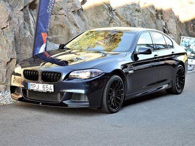 begagnad BMW 550 i Sedan Steptronic 408hk M5 optik