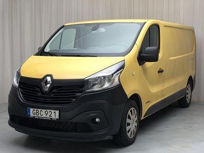 used Renault Trafic 1.6 dCi Skåp (120hk)