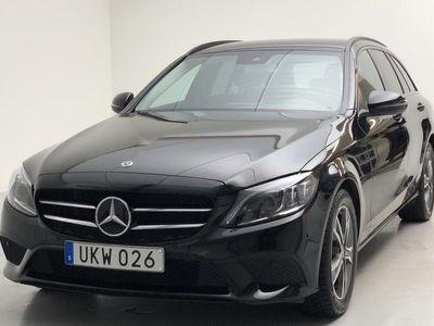 begagnad Mercedes C200 T d Kombi S205 (150hk)