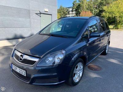 begagnad Opel Zafira 1.9 cdti lågmilare -08