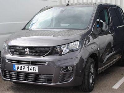 begagnad Peugeot Partner Pro + L1 BlueHdi 100 Hk