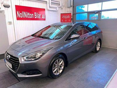 begagnad Hyundai i40 cw 1.6 GDI/ Låga Mil / (135hk)