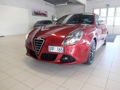 begagnad Alfa Romeo Giulietta ROMEO1750 TBi QV 235hk