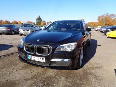 begagnad BMW 740 *m-sport*lågmil*ans -10