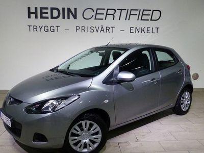 begagnad Mazda 2 5d 1,3 Advance