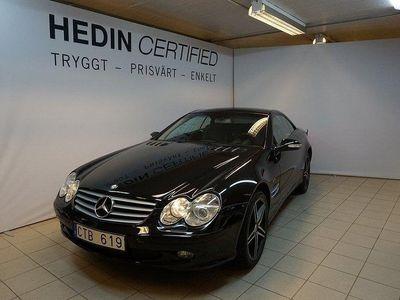 begagnad Mercedes SL500 /Cabriolet/Automat/