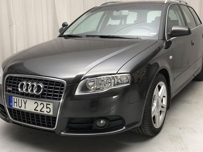 begagnad Audi A4 Avant 2.0 TDI (140hk)