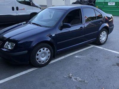 begagnad VW Bora Comfort
