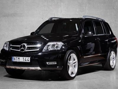 begagnad Mercedes GLK220 220CDI BlueEfficiency 4Matic Business