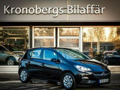 begagnad Opel Corsa 5-dörrar 1.4 Euro 6 90hk *LEDRAMP*LÅG SKATT*