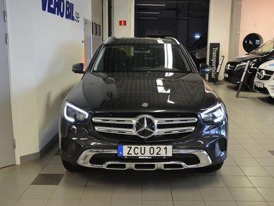 begagnad Mercedes 200 GLCd 4Matic/Se Edition/Parkeringsvärnare/Multibeam led/Dragkrok