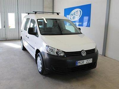 gebraucht VW Caddy Maxi 2.0 Ecofuel Skåp Drag 109hk