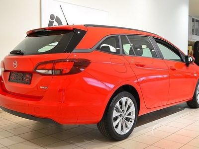 begagnad Opel Astra 4T 125hk ST Hedin Edition