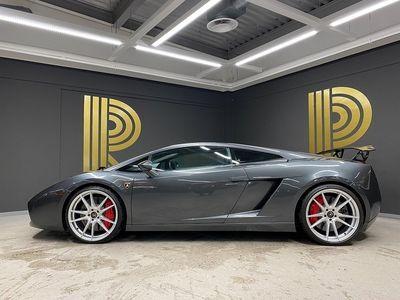 begagnad Lamborghini Gallardo 5.0 V10 AWD E-Gear Keramiska 2008, Sportkupé Pris 649 000 kr