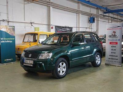 begagnad Suzuki Grand Vitara 5-dörrar 2.0 4WD Automat 140hk,Ny besiktigad