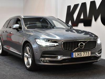 begagnad Volvo V90 D4 Inscription 190hk 2018