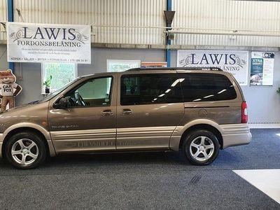 begagnad Chevrolet Trans Sport 3.4 V6 AWD Hydra-Matic