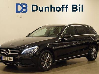 begagnad Mercedes 220 C-Klass4MATIC 7G-Tronic 170hk