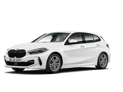 begagnad BMW 118 i 5-Dörrar Aut M-Sport HiFi PDC Shadow Line