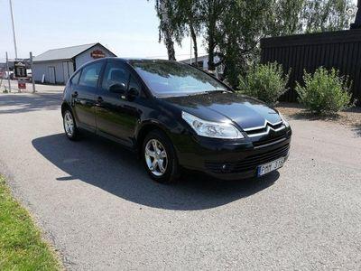 gebraucht Citroën C4 1.6 HDiF 109hk ..NY BES..