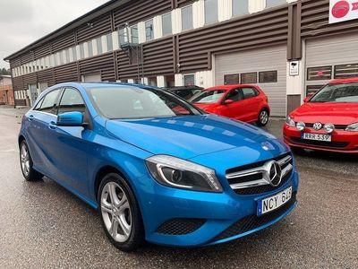 begagnad Mercedes A180 CDI 109hk 9900mil Nyskick Urban Line