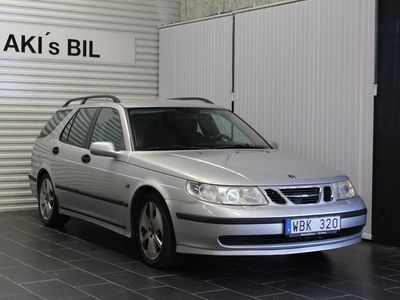 begagnad Saab 9-5 SportCombi 2.3 Vector -04