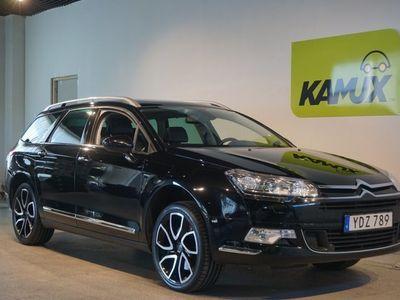 begagnad Citroën C5 2.0 HDI Aut Navi Pano Applecarplay 181hk