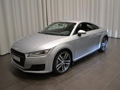 gebraucht Audi TT Coupé 1,8 TFSi 180 HK