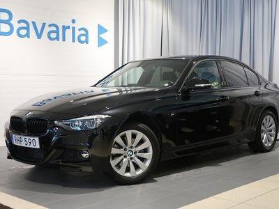 begagnad BMW 320 d xDrive Sedan, M Sport, V-hjul, MoK